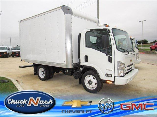 2018 LCF 4500 Regular Cab 4x2,  Supreme Dry Freight #805959 - photo 1