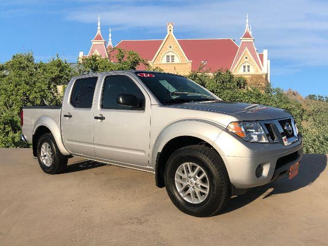 2019 Nissan Frontier Crew Cab 4x4, Pickup #P13935 - photo 1