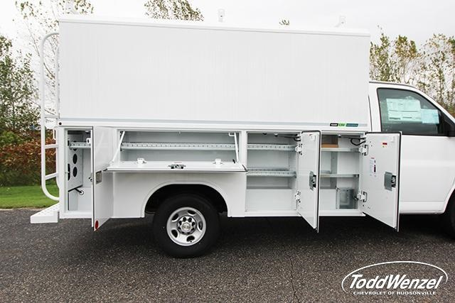 2018 Express 3500 4x2,  Service Utility Van #GF81929 - photo 9
