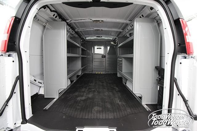 2018 Express 2500 4x2,  Upfitted Cargo Van #GH81895 - photo 2