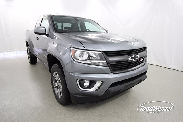 2018 Colorado Extended Cab 4x4 Pickup #RH80570 - photo 3