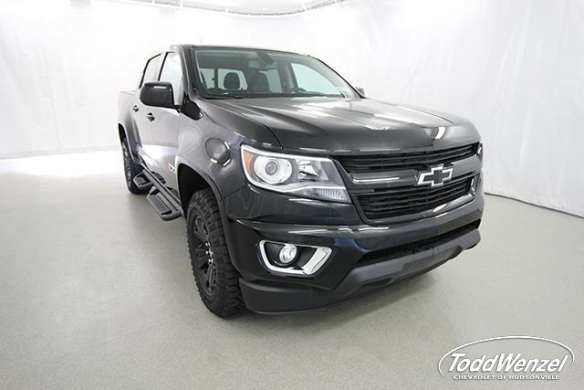 2018 Colorado Crew Cab 4x4, Pickup #RH80650 - photo 3