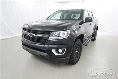 2018 Colorado Crew Cab 4x4, Pickup #RH80650 - photo 5