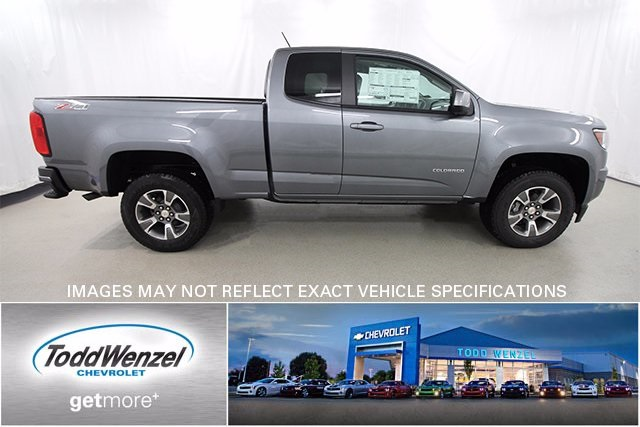 2018 Colorado Extended Cab 4x4 Pickup #RH80677 - photo 1
