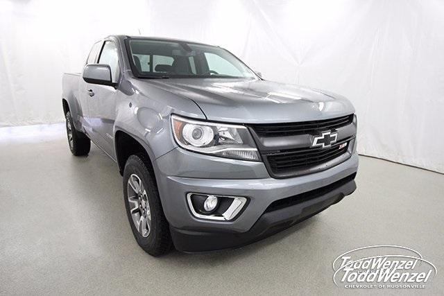 2018 Colorado Extended Cab 4x4, Pickup #RH80677 - photo 3