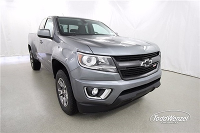 2018 Colorado Extended Cab 4x4 Pickup #RH80677 - photo 3