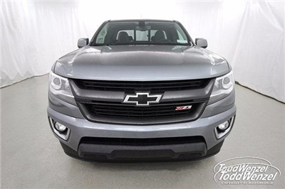 2018 Colorado Extended Cab 4x4, Pickup #RH80677 - photo 4