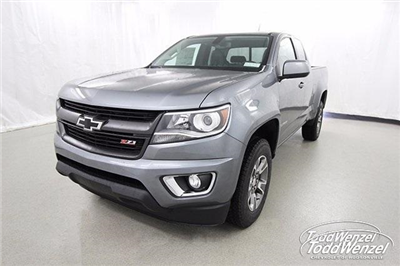 2018 Colorado Extended Cab 4x4 Pickup #RH80677 - photo 5