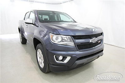2018 Colorado Crew Cab 4x4,  Pickup #RH81347 - photo 3