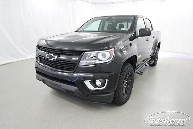2018 Colorado Crew Cab 4x4,  Pickup #RH81387 - photo 5