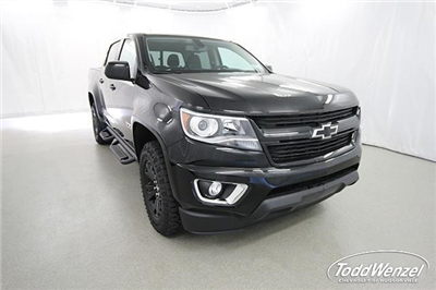 2018 Colorado Crew Cab 4x4,  Pickup #RH81387 - photo 3