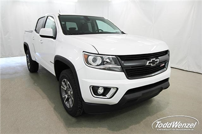 2018 Colorado Crew Cab 4x4,  Pickup #RH81388 - photo 3