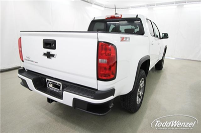 2018 Colorado Crew Cab 4x4,  Pickup #RH81388 - photo 2