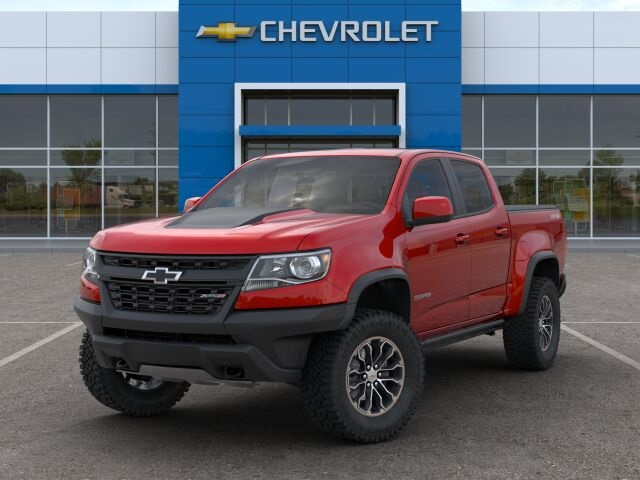 2019 Colorado Crew Cab 4x4,  Pickup #RH90106 - photo 7