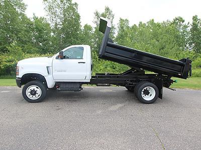 2020 Silverado 5500 Regular Cab DRW 4x4,  Crysteel E-Tipper Dump Body #SH01301 - photo 6