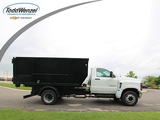 2020 Silverado 5500 Regular Cab DRW 4x2,  Switch N Go Drop Box Hooklift Body #SH01496 - photo 1