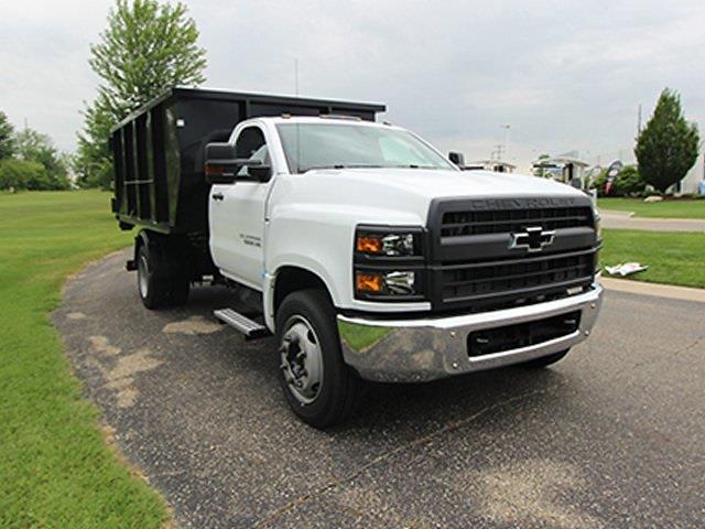 2020 Chevrolet Silverado 5500 Regular Cab DRW 4x2, Switch N Go Drop Box Hooklift Body #SH01496 - photo 4