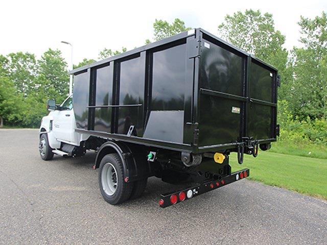 2020 Silverado 5500 Regular Cab DRW 4x2,  Switch N Go Drop Box Hooklift Body #SH01496 - photo 8