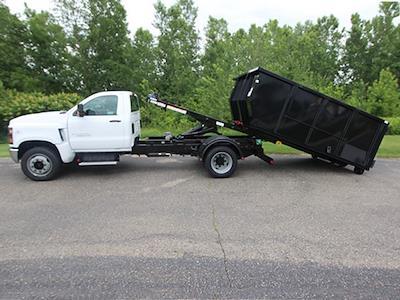 2020 Chevrolet Silverado 5500 Regular Cab DRW 4x2, Switch N Go Drop Box Hooklift Body #SH01496 - photo 7
