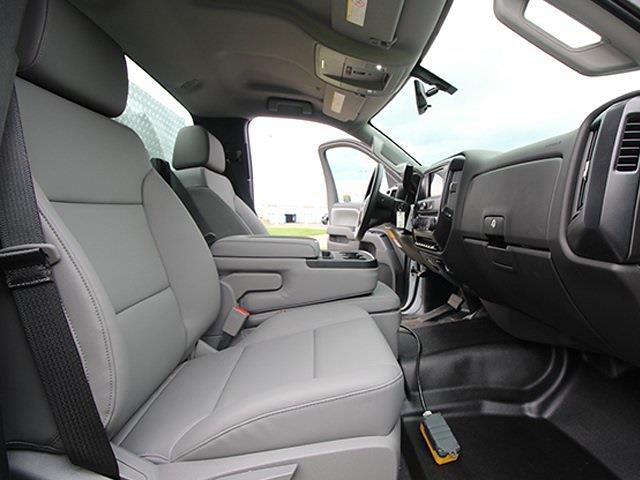 2021 Silverado 5500 Regular Cab DRW 4x4,  Reading Dump Body #SH211026 - photo 12