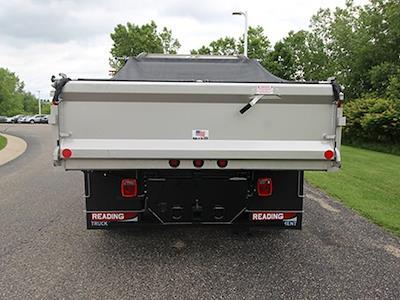 2021 Silverado 5500 Regular Cab DRW 4x4,  Reading Dump Body #SH211026 - photo 8