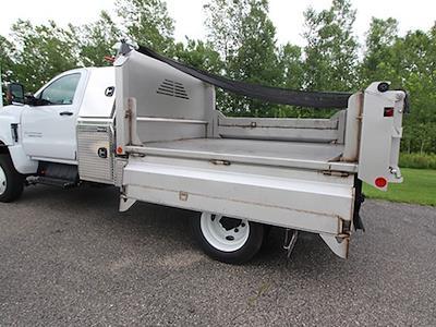 2021 Silverado 5500 Regular Cab DRW 4x4,  Reading Dump Body #SH211026 - photo 9