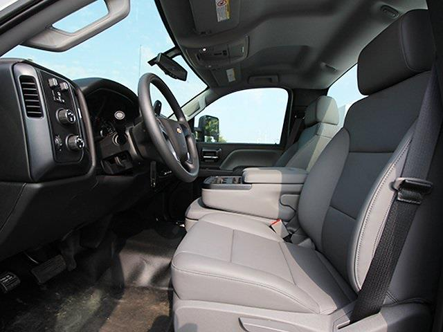 2021 Silverado 6500 Regular Cab DRW 4x4,  Reading Classic II Steel Service Body #SH211056 - photo 12