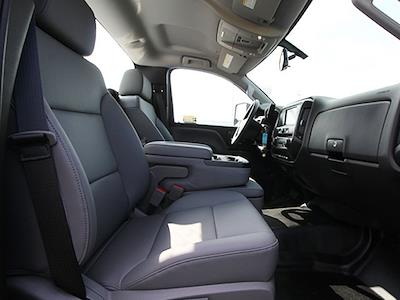 2021 Silverado 6500 Regular Cab DRW 4x4,  Reading Classic II Steel Service Body #SH211056 - photo 13