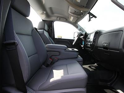 2021 Silverado 6500 Regular Cab DRW 4x4,  Reading Classic II Steel Service Body #SH211093 - photo 13