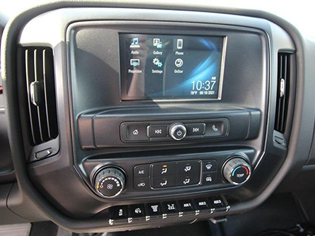 2021 Silverado 5500 Regular Cab DRW 4x4,  Reading Panel Service Body #SH211119 - photo 10