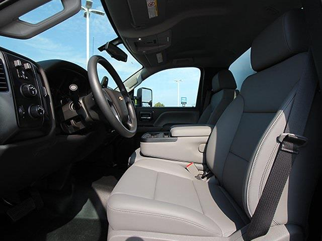 2021 Silverado 5500 Regular Cab DRW 4x4,  Reading Panel Service Body #SH211119 - photo 12