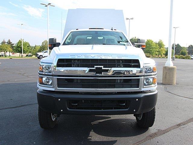 2021 Silverado 5500 Regular Cab DRW 4x4,  Reading Panel Service Body #SH211119 - photo 4