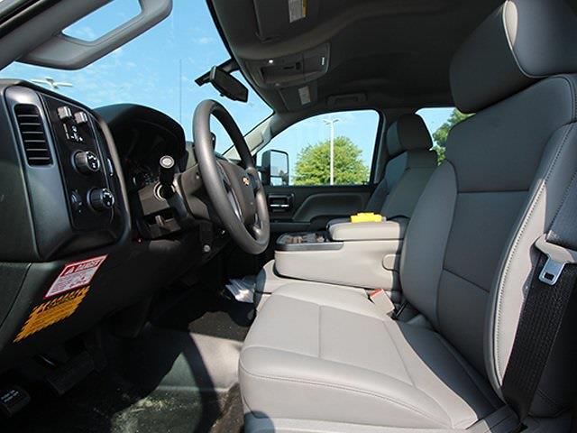 2021 Silverado 6500 Crew Cab DRW 4x4,  Dump Body #SH211138 - photo 10