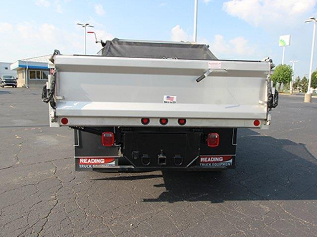 2021 Silverado 6500 Crew Cab DRW 4x4,  Dump Body #SH211138 - photo 7