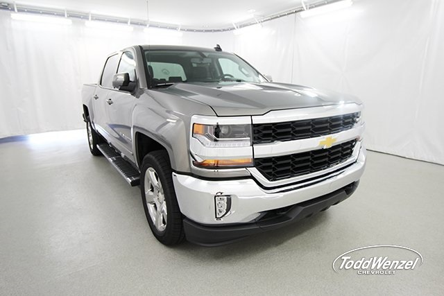 2017 Silverado 1500 Crew Cab 4x4 Pickup #SH70530 - photo 5