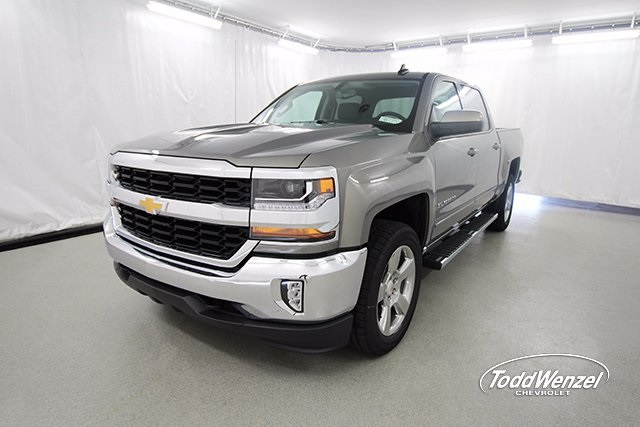 2017 Silverado 1500 Crew Cab 4x4 Pickup #SH70530 - photo 3