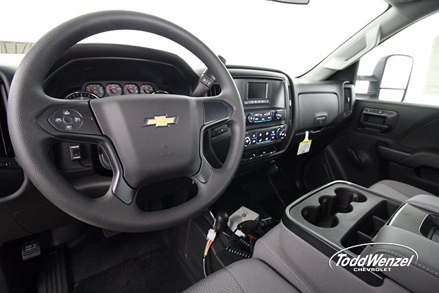2017 Silverado 2500 Regular Cab 4x4, Pickup #SH71177 - photo 12