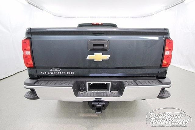 2017 Silverado 3500 Regular Cab 4x4, Pickup #SH72109 - photo 7