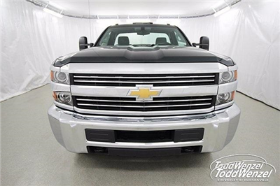2017 Silverado 3500 Regular Cab 4x4, Pickup #SH72109 - photo 4