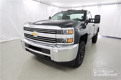 2017 Silverado 3500 Regular Cab 4x4, Pickup #SH72109 - photo 5