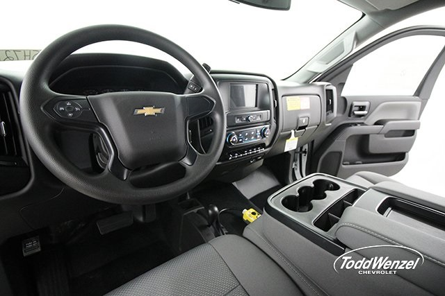 2017 Silverado 3500 Regular Cab 4x4, Dump Body #SH72114 - photo 15
