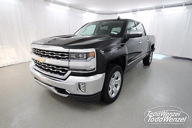 2017 Silverado 1500 Crew Cab 4x4, Pickup #SH72183 - photo 5