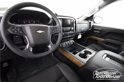 2017 Silverado 1500 Crew Cab 4x4, Pickup #SH72183 - photo 17
