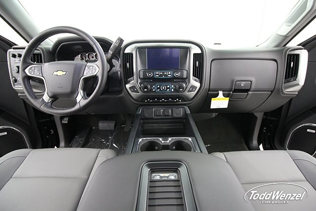 2017 Silverado 1500 Double Cab 4x4 Pickup #SH72225 - photo 9