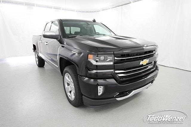 2017 Silverado 1500 Double Cab 4x4, Pickup #SH72225 - photo 3