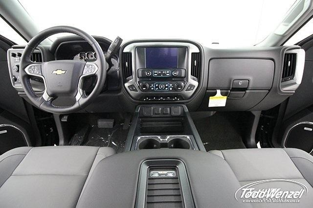 2017 Silverado 1500 Double Cab 4x4, Pickup #SH72225 - photo 9
