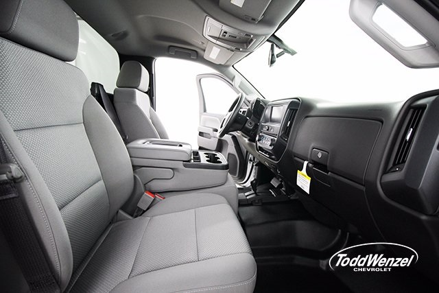 2017 Silverado 2500 Regular Cab 4x4, Pickup #SH72262 - photo 11