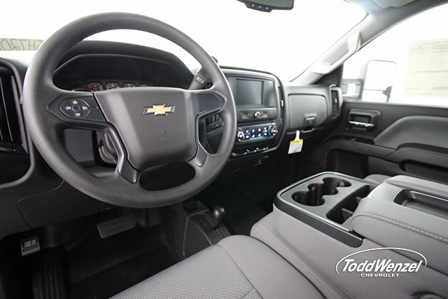 2017 Silverado 2500 Regular Cab 4x4, Pickup #SH72262 - photo 13