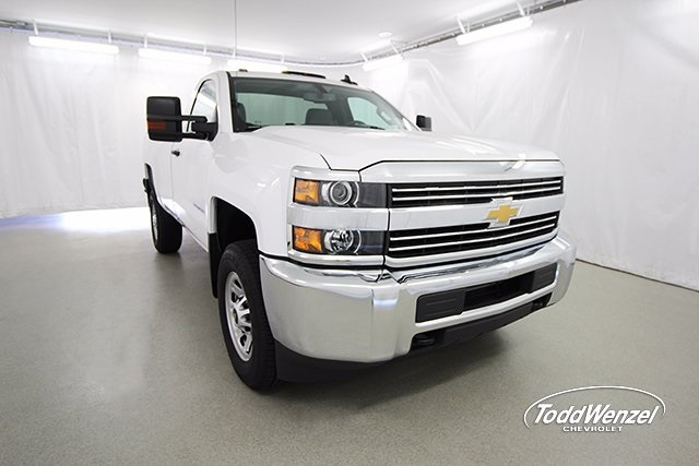 2017 Silverado 2500 Regular Cab 4x4, Pickup #SH72262 - photo 3