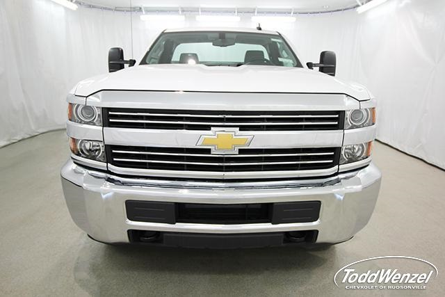 2017 Silverado 2500 Regular Cab 4x4,  Knapheide Standard Service Body #SH72262 - photo 5